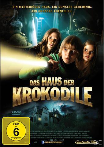 Das Haus der Krokodile (DVD) für 8,99 Euro