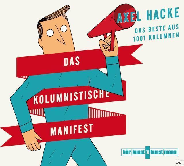 Das kolumnistische Manifest (CD(s)) für 16,49 Euro