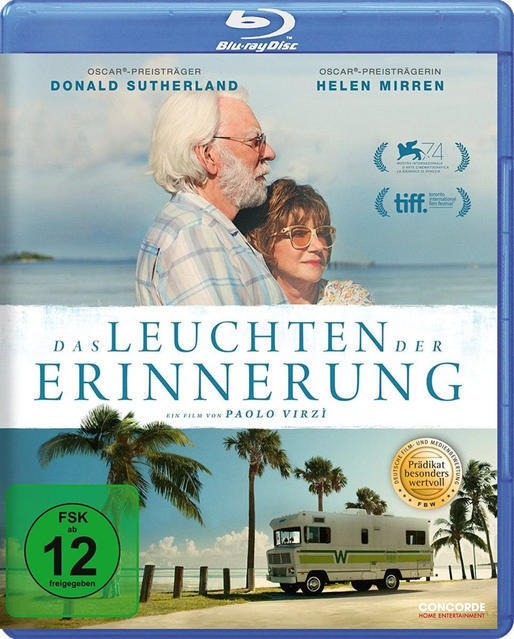 Das Leuchten der Erinnerung (BLU-RAY) für 14,99 Euro