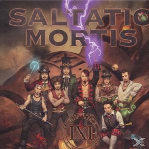 Das Schwarze Einmaleins (Ltd.CD+Bonus-DVD) (Saltatio Mortis) für 19,99 Euro
