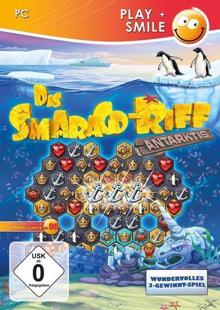 Das Smaragd-Riff: Antarktis (PC) für 9,99 Euro
