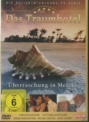 Das Traumhotel - Überraschung in Mexiko (DVD) für 6,99 Euro