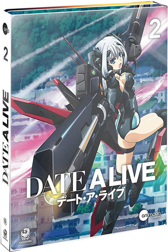 Date A Live - Vol. 2 Steelcase Edition (BLU-RAY) für 43,49 Euro