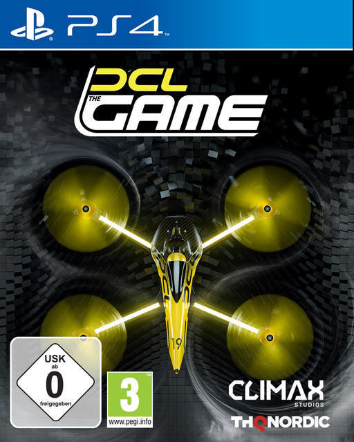 DCL - The Game (PlayStation 4) für 39,99 Euro