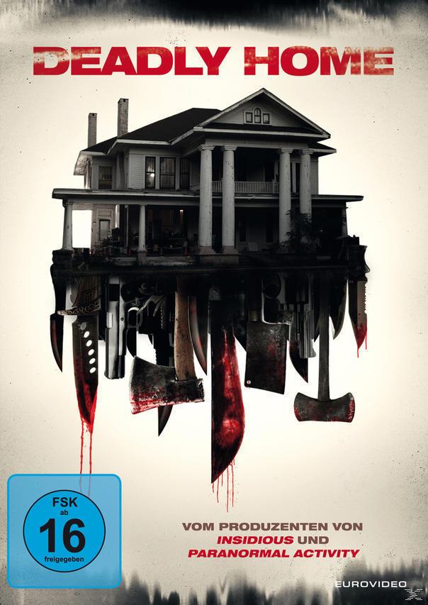 Deadly Home (DVD) für 5,99 Euro