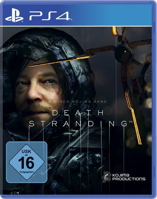 Death Stranding (PlayStation 4) für 62,99 Euro