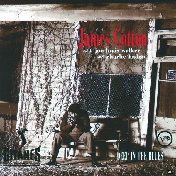 Deep In The Blues (James Cotton) für 7,99 Euro