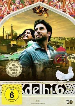Delhi-6 (DVD) für 15,99 Euro