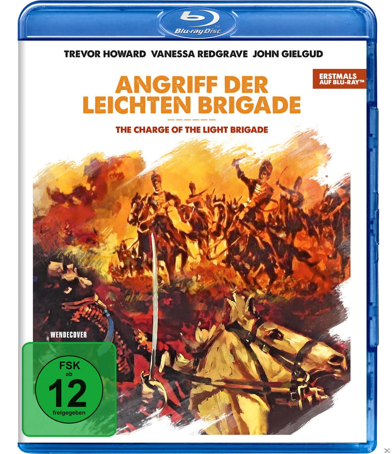 Der Angriff der leichten Brigade (BLU-RAY) für 9,99 Euro