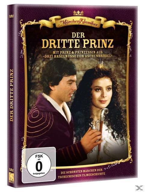 Der dritte Prinz Märchenklassiker (DVD) für 9,99 Euro