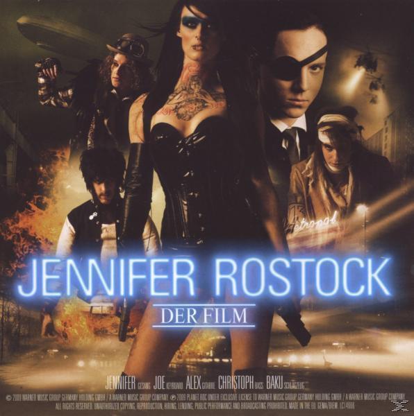 Der Film (Jennifer Rostock) für 18,99 Euro