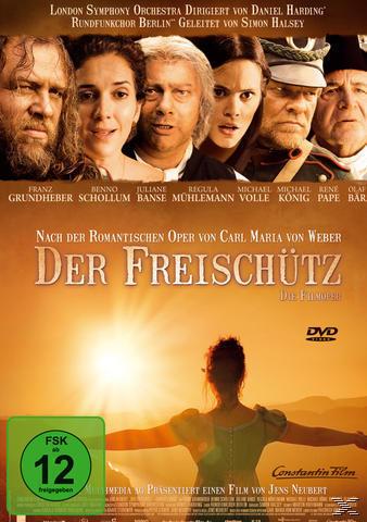 Der Freischütz (DVD) für 8,99 Euro