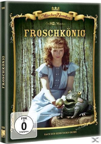 Der Froschkönig Digital Remastered (DVD) für 9,99 Euro