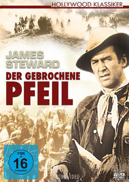 Der gebrochene Pfeil (DVD) für 7,99 Euro