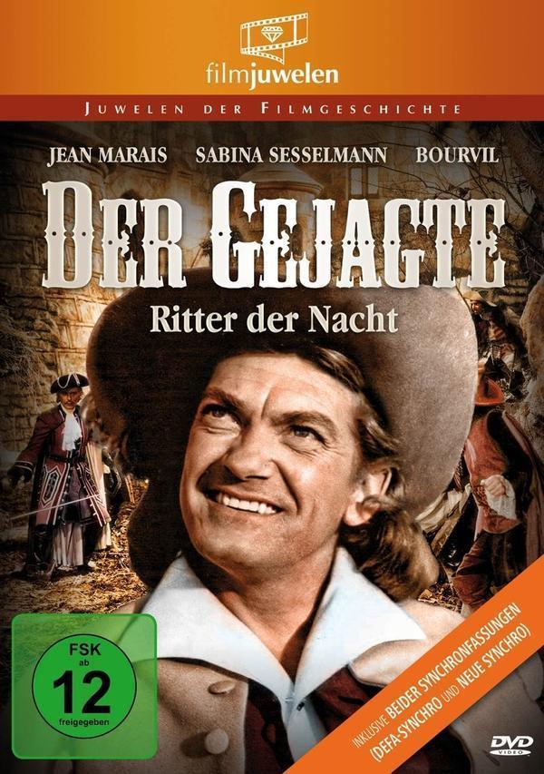 Der Gejagte - Ritter der Nacht Filmjuwelen (DVD) für 13,99 Euro