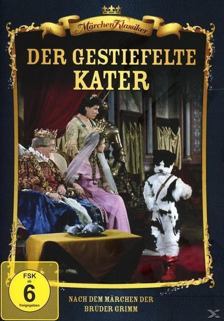 Der gestiefelte Kater (DVD) für 9,99 Euro