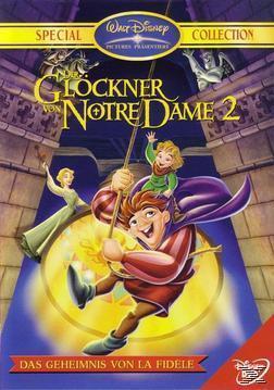 Der Glöckner von Notre Dame 2 (DVD) für 7,99 Euro