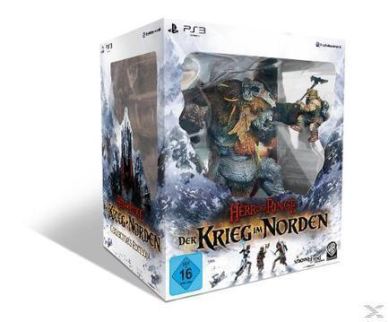 Der Herr der Ringe: Der Krieg im Norden - Collector's Edition (Playstation3) für 79,00 Euro