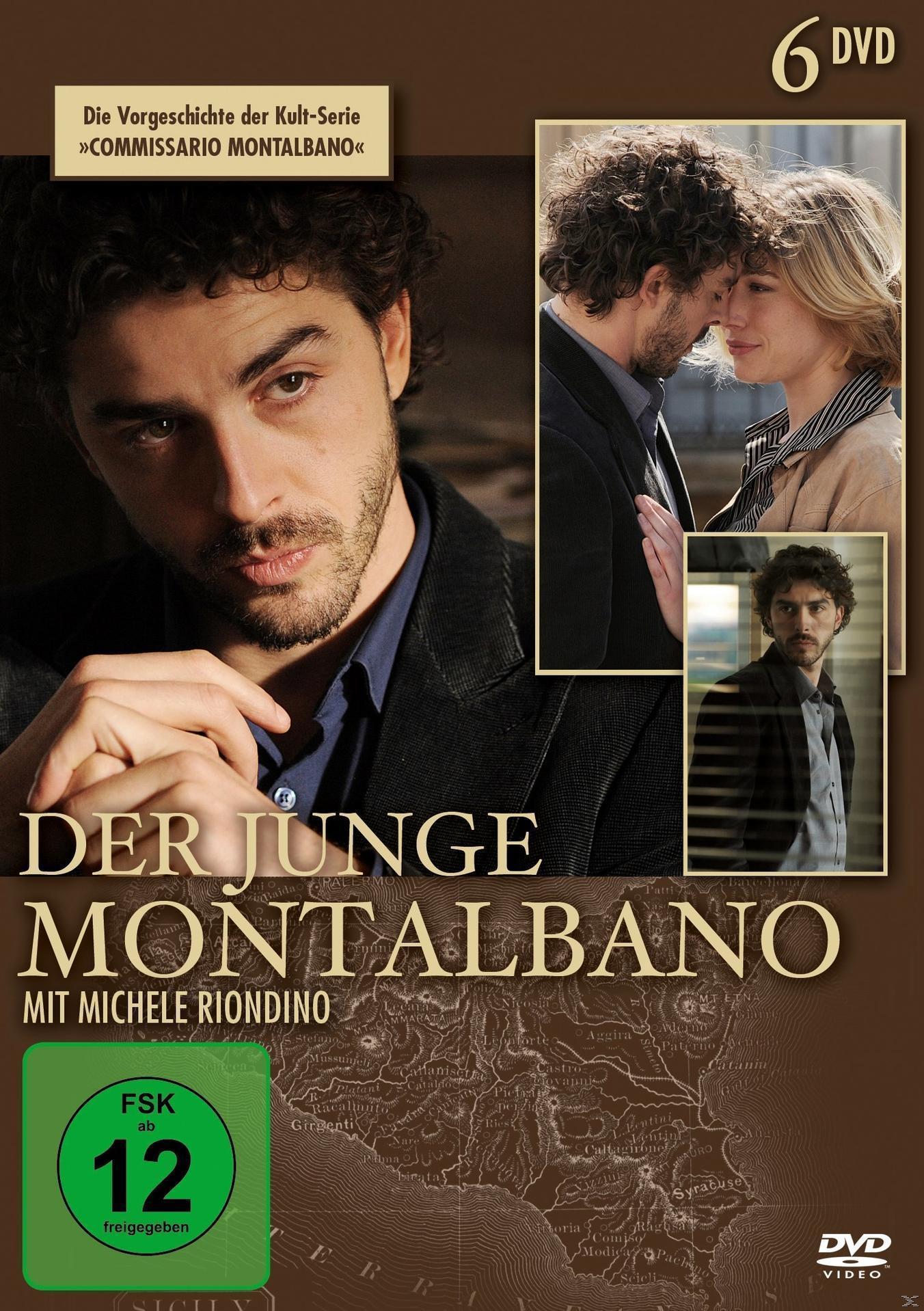 Der junge Montalbano (DVD) für 19,99 Euro