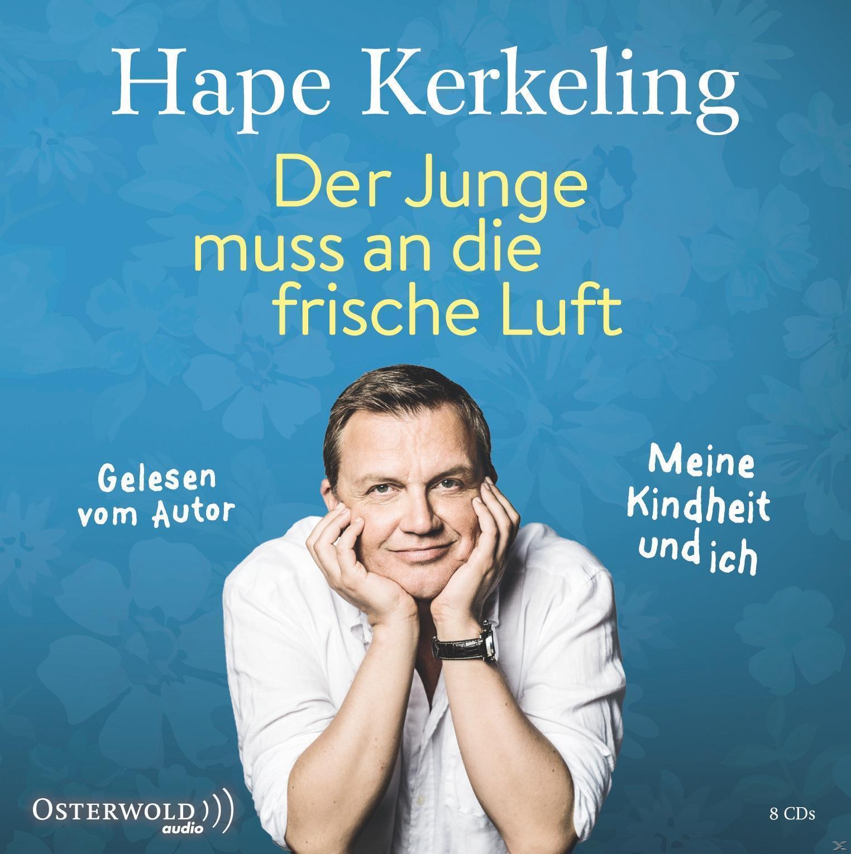 Der Junge muss an die frische Luft (CD(s)) für 15,99 Euro