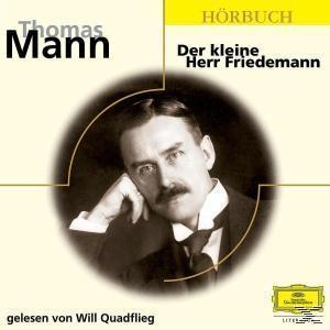 Der kleine Herr Friedemann (CD(s)) für 4,49 Euro