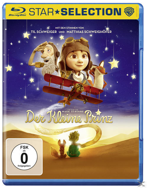 Der kleine Prinz Star Selection (BLU-RAY) für 8,99 Euro