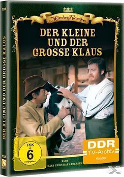Der kleine und der große Klaus (DVD) für 9,99 Euro