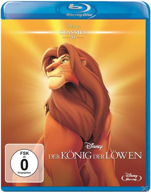 Der König der Löwen Classic Collection (BLU-RAY) für 12,66 Euro