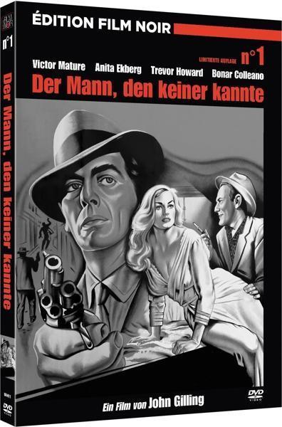 Der Mann,den keiner kannte-Film Noir Nr.1 MB (DVD) für 13,99 Euro