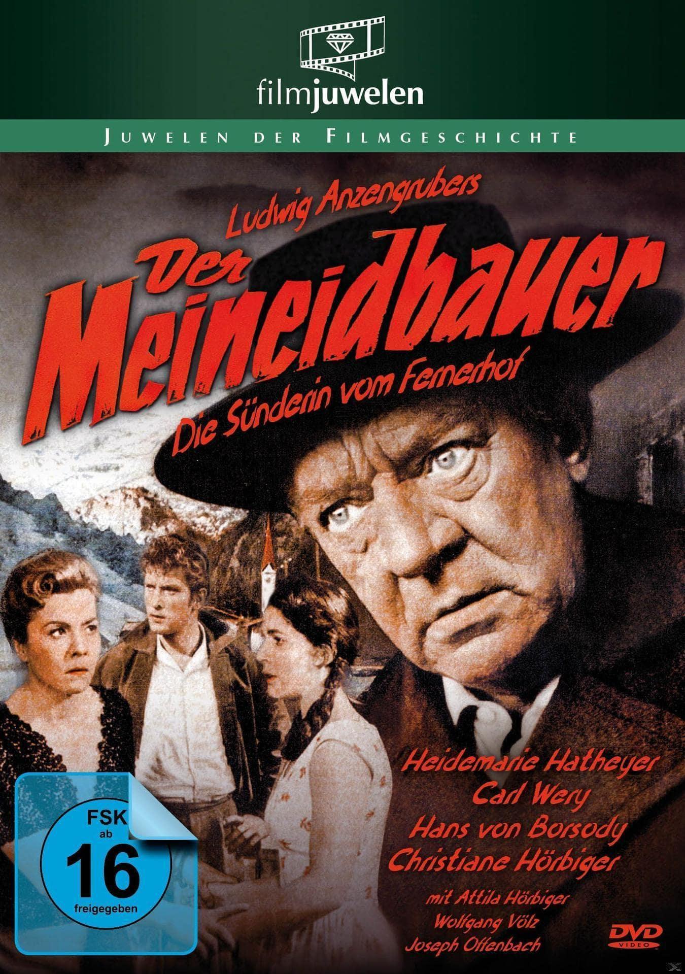 Der Meineidbauer / Die Sünderin vom Fernerhof (DVD) für 13,99 Euro