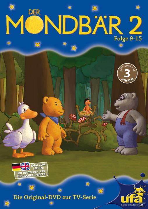 Der Mondbär - Vol. 2 (DVD) für 9,99 Euro