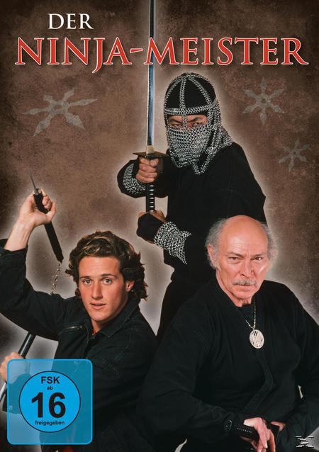 Der Ninja Meister (DVD) für 27,99 Euro