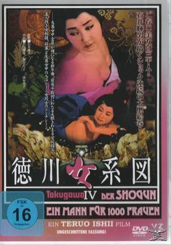 Der Shogun - Ein Mann für 1000 Frauen (DVD) für 13,99 Euro