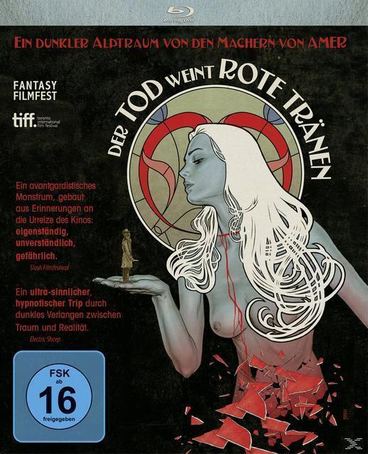 Der Tod weint rote Tränen (BLU-RAY) für 14,99 Euro
