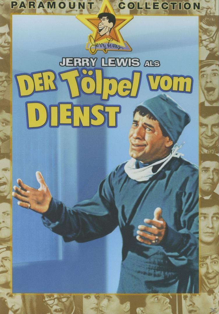 Der Tölpel vom Dienst (DVD) für 7,99 Euro
