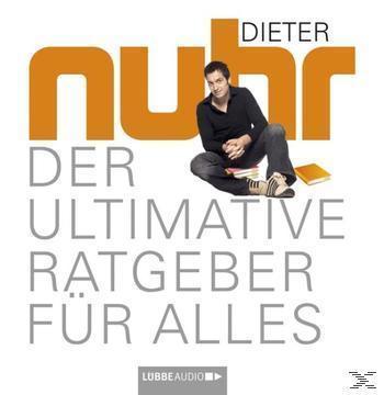 Der ultimative Ratgeber für alles (CD(s)) für 13,99 Euro