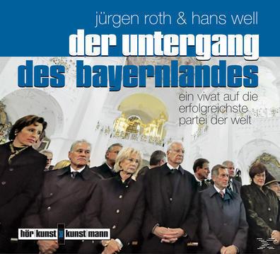 Der Untergang des Bayernlandes (CD(s)) für 10,49 Euro