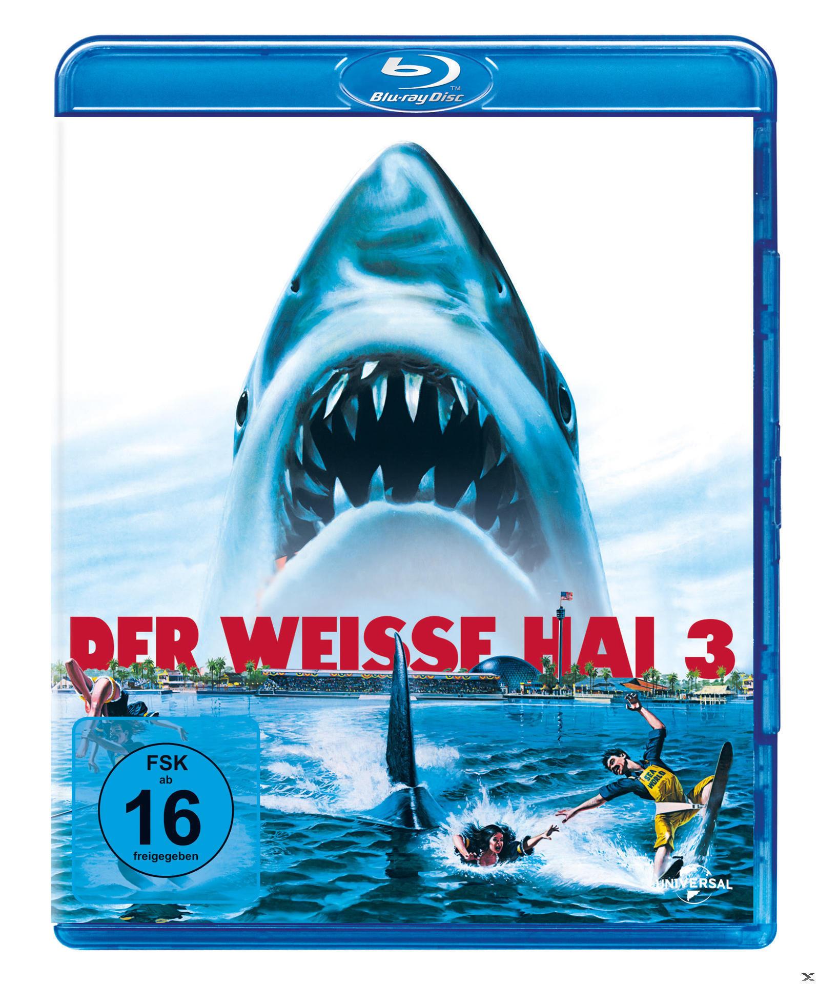 Der weisse Hai 3 (BLU-RAY) für 8,99 Euro