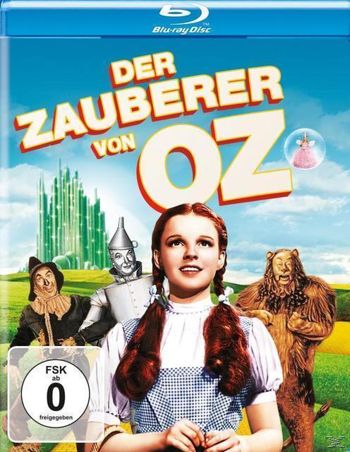 Der Zauberer von Oz (BLU-RAY) für 12,99 Euro