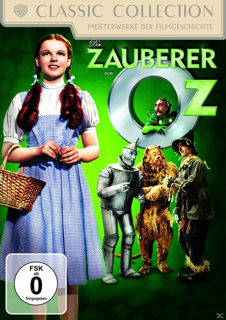 Der Zauberer von Oz Collector's Edition (DVD) für 9,99 Euro