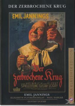 Der zerbrochene Krug (DVD) für 9,99 Euro