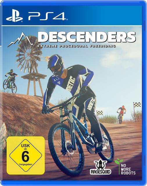 Descenders (PlayStation 4) für 19,99 Euro