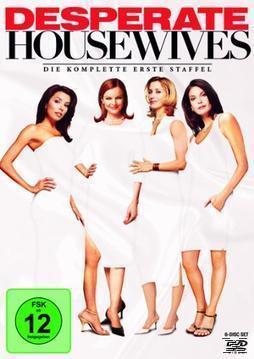 Desperate Housewives - 1. Staffel DVD-Box (DVD) für 13,99 Euro