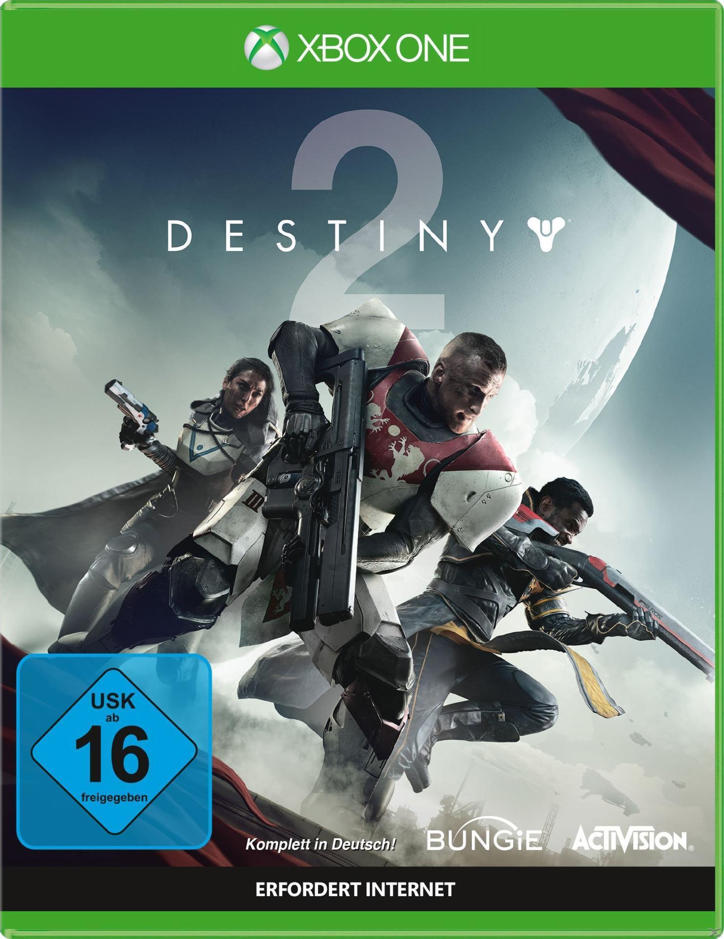 Destiny 2 - Standard Edition (Xbox One) für 64,99 Euro