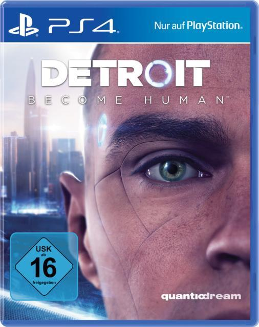Detroit Become Human (PlayStation 4) für 39,99 Euro