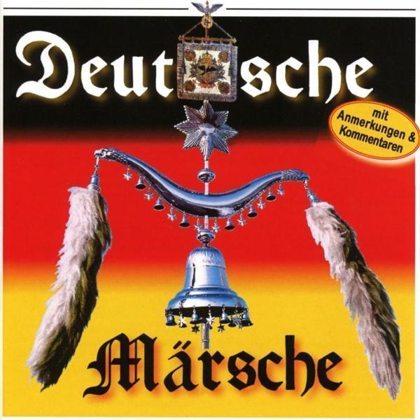 Deutsche Märsche (Luftwaffenmusikkorps 4 Berlin) für 7,99 Euro