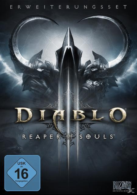 Diablo III: Reaper of Souls (PC) für 19,00 Euro