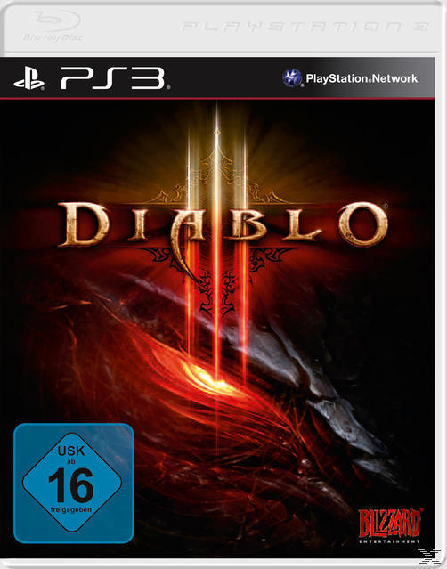 Diablo III (Software Pyramide) (Playstation3) für 20,00 Euro