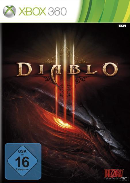 Diablo III (XBox 360) für 25,00 Euro