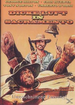 Dicke Luft in Sacramento - Ungeschnittene Fassung (DVD) für 9,99 Euro